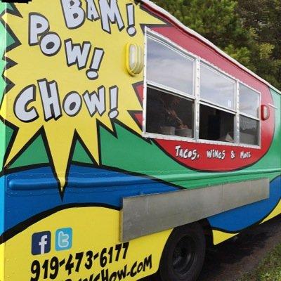 Bam Pow Chow  food truck profile image
