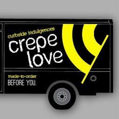 Crepe Love food truck profile image