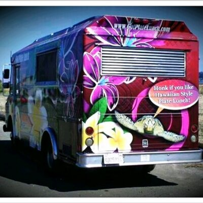 Got Plate Lunch food truck profile image