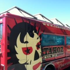 Takoz Mod Mex food truck profile image