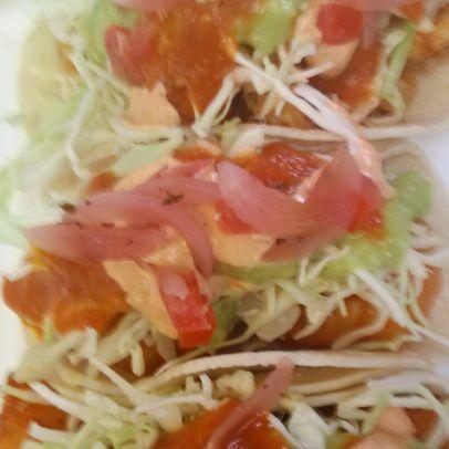 The Fish Taco Wabo food truck profile image