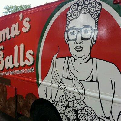 Mama's Meatballs food truck profile image