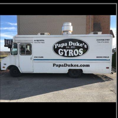 Papa Dukes Food Truck food truck profile image