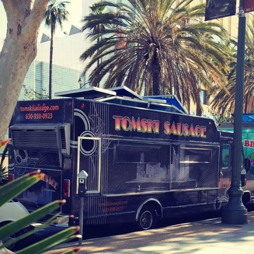 Tomski Sausage food truck profile image