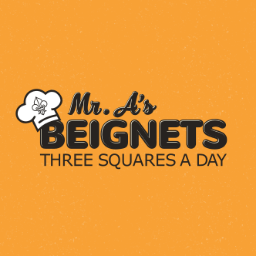 Mr. A's Beignets food truck profile image