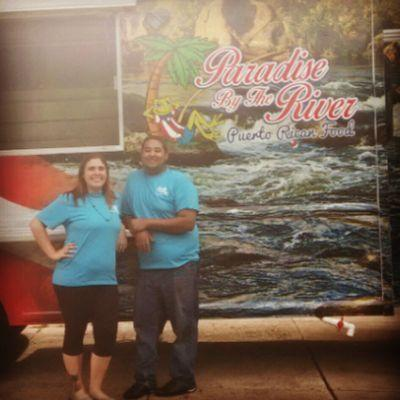 Paradise by the River food truck profile image
