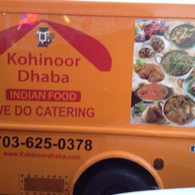 Kohinoor Dhaba food truck profile image