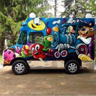 Curlys Tin Rizzi Ice Cream food truck profile image