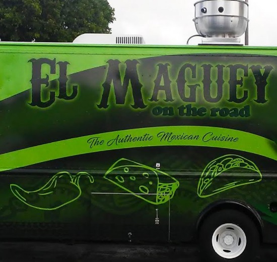 El Maguey on the Road food truck profile image