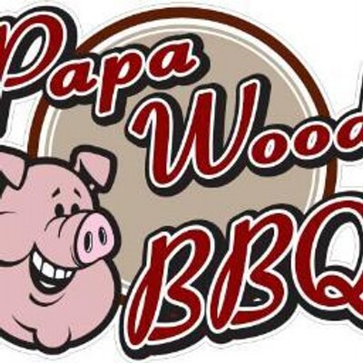 Papa Wood BBQ food truck profile image