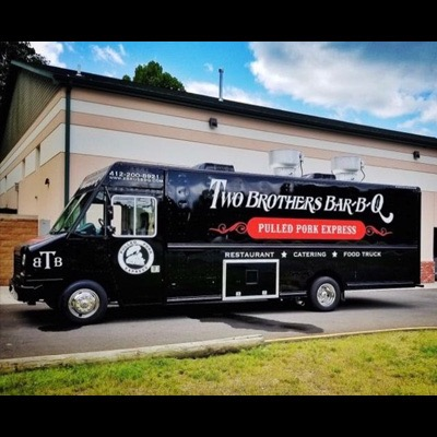 Two Brothers BBQ-Pulled Pork Express food truck profile image