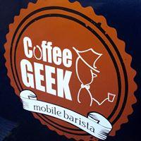Coffee Geek food truck profile image