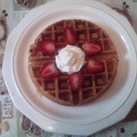 Wholey Smokey Waffles food truck profile image