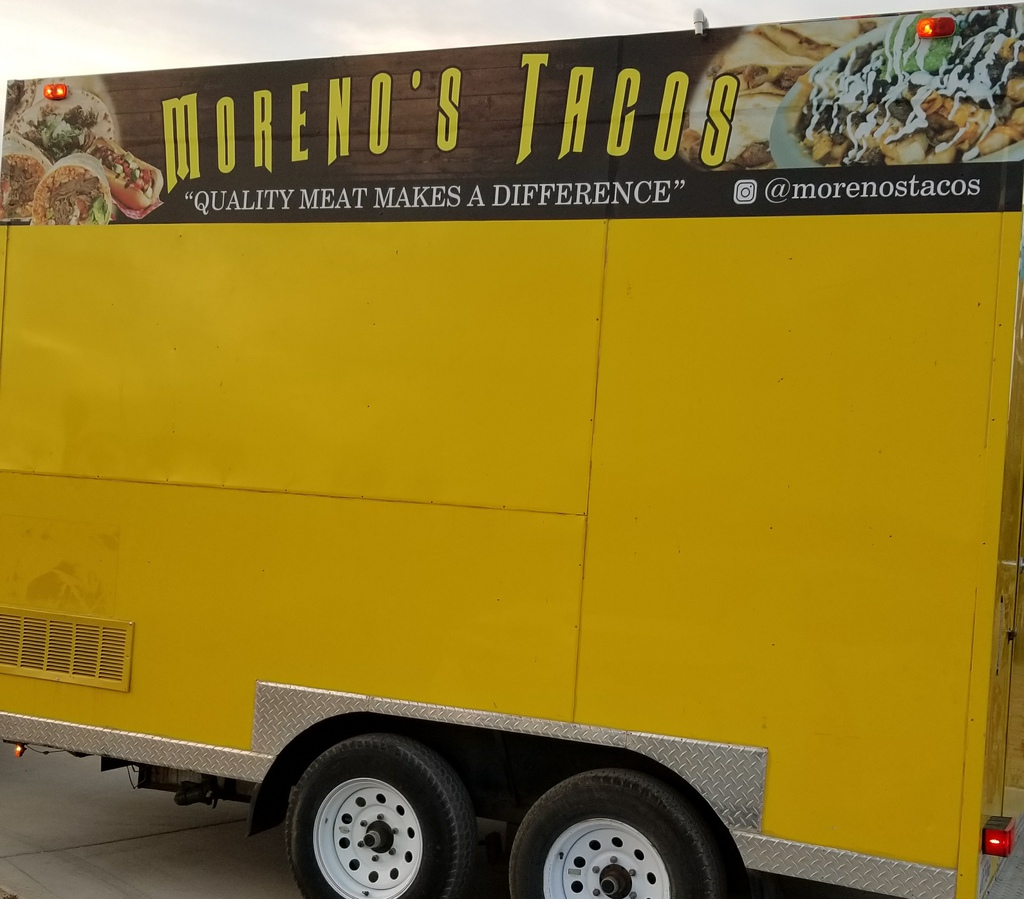 Moreno's Tacos HD food truck profile image