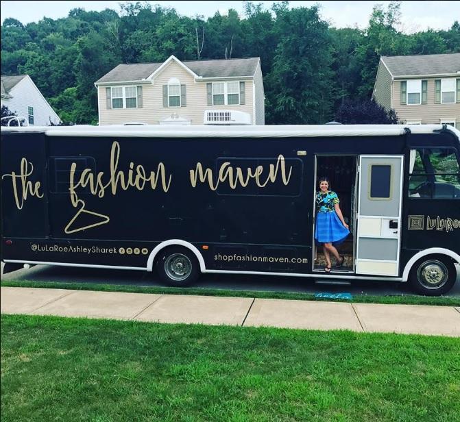 The Fashion Maven Mobile Boutique food truck profile image