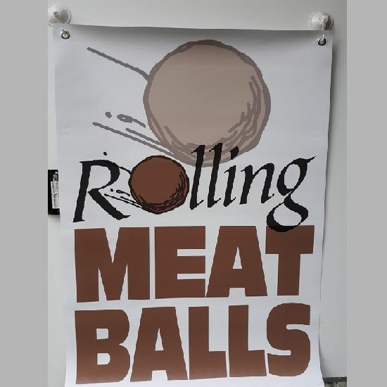 Rolling Meatballs  food truck profile image