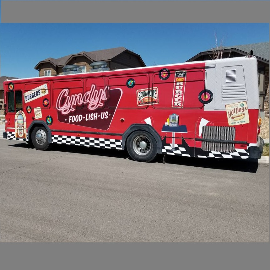 Cyndy's Food-Lish-Us and Catering food truck profile image