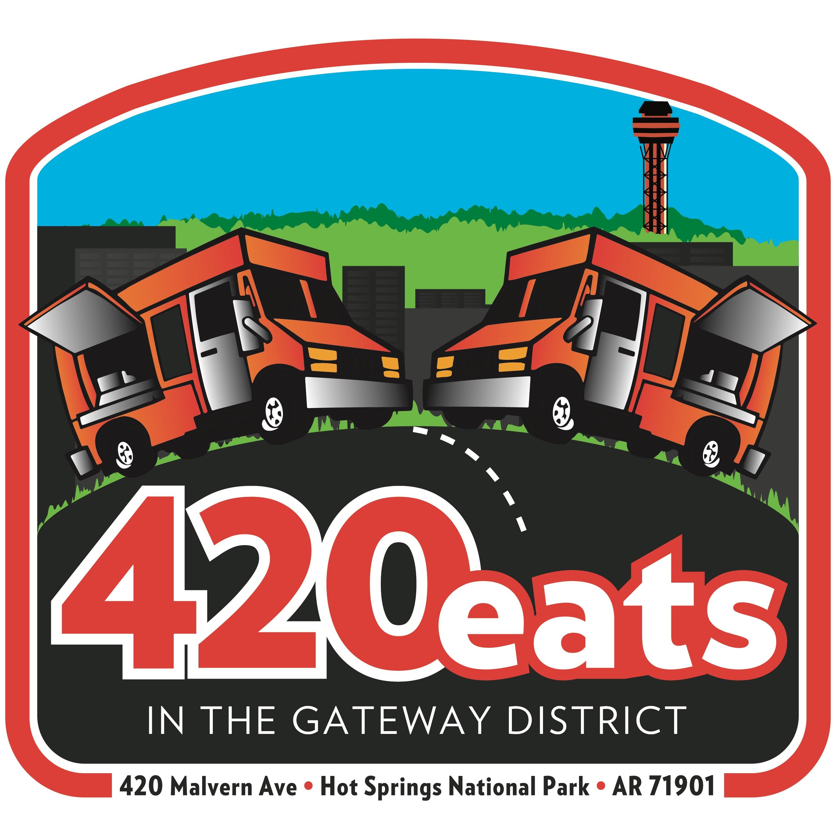 420eats Food Truck Court food truck profile image