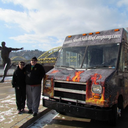 South Side BBQ Company food truck profile image