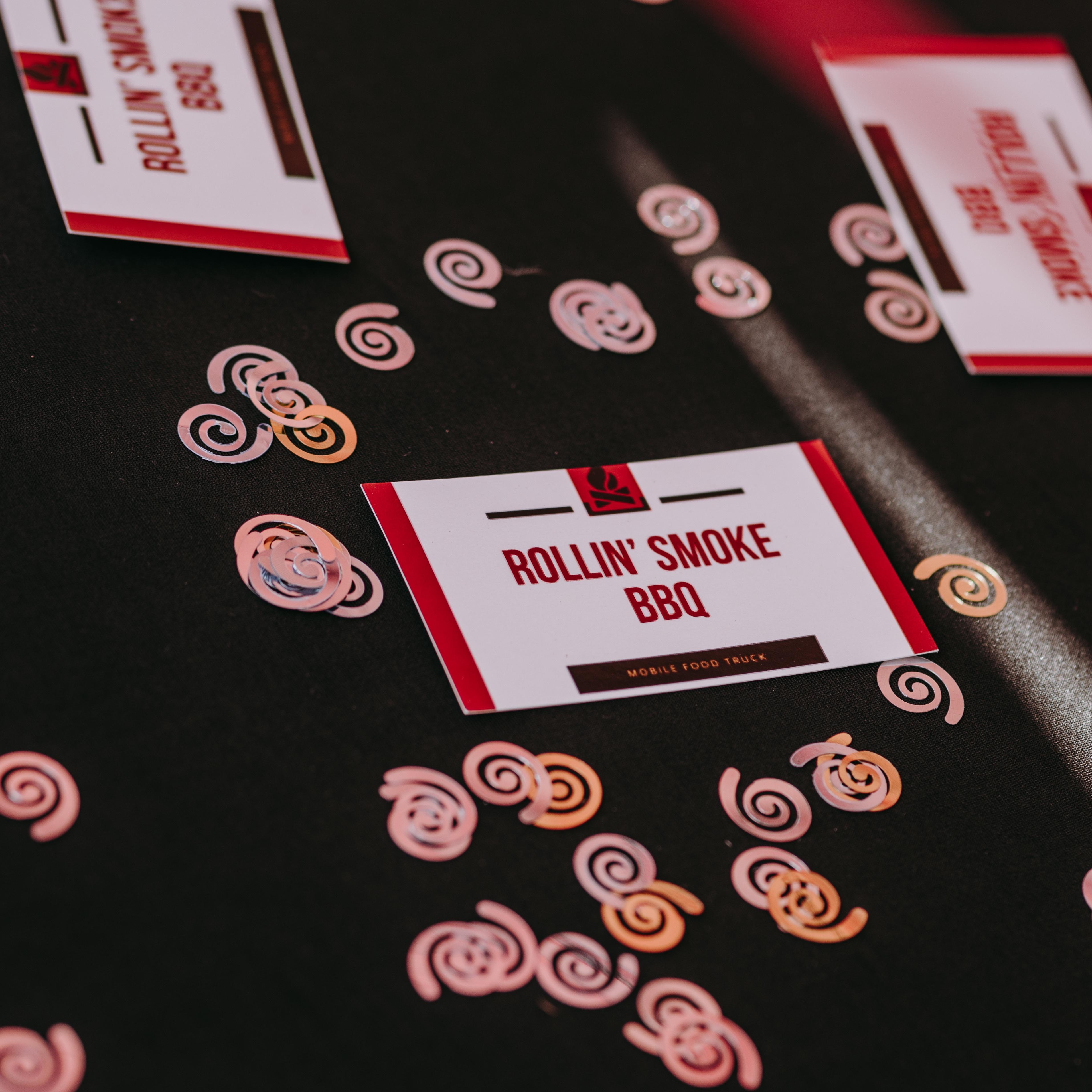 Rollin Smoke BBQ  food truck profile image
