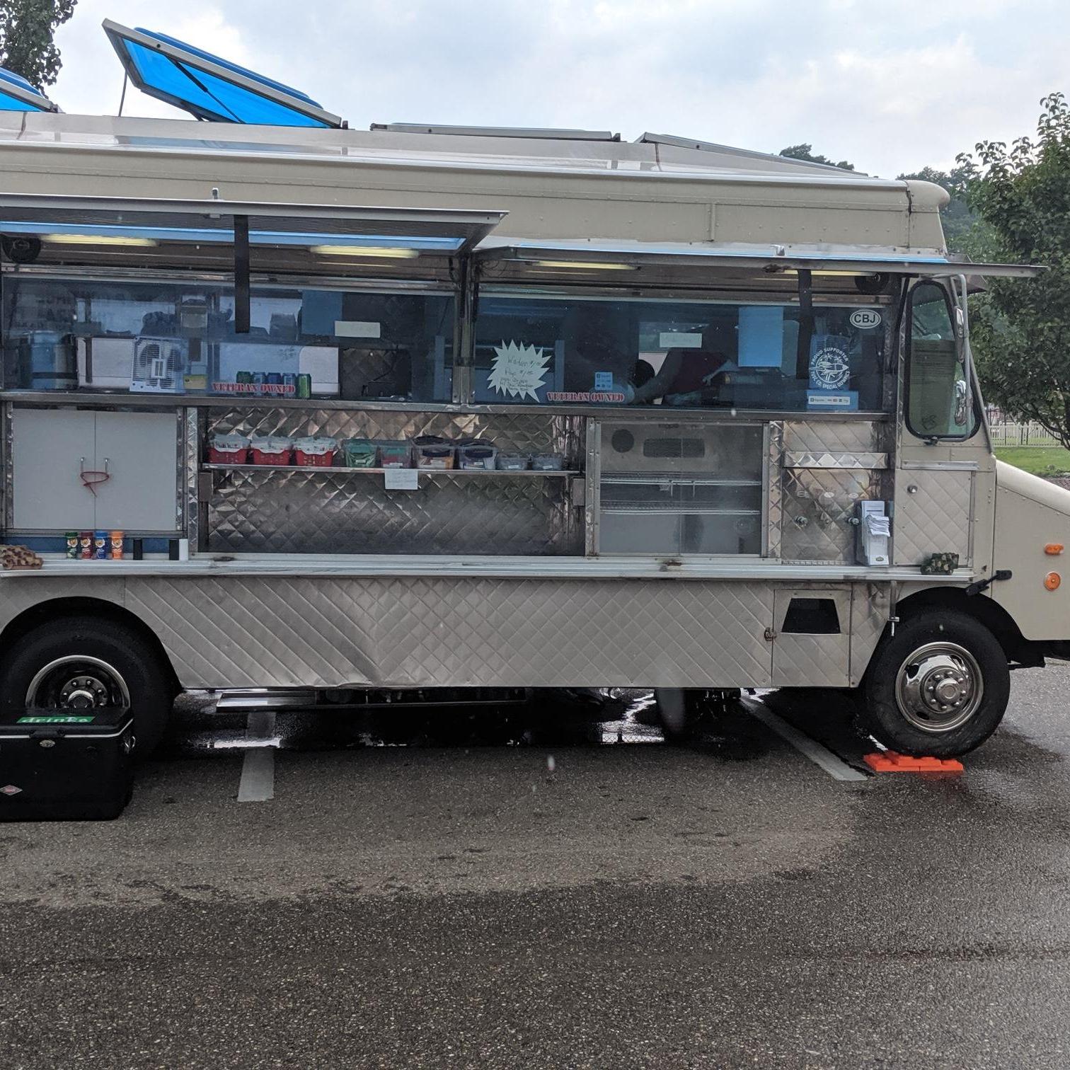 Messdad's Concession food truck profile image