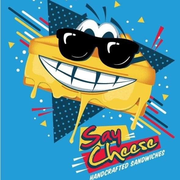 Say Cheese Handcrafted Sandwiches food truck profile image