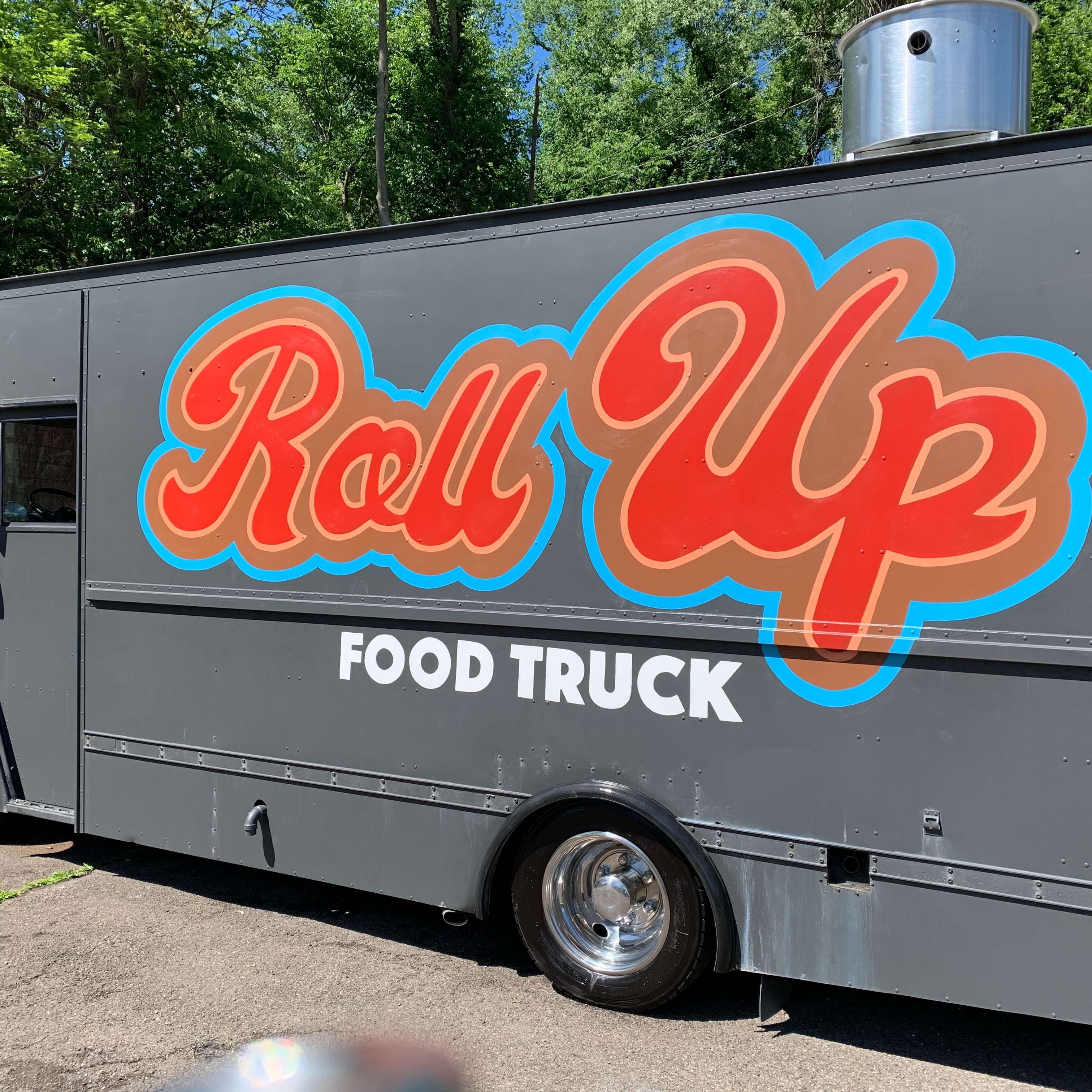 Roll Up food truck profile image