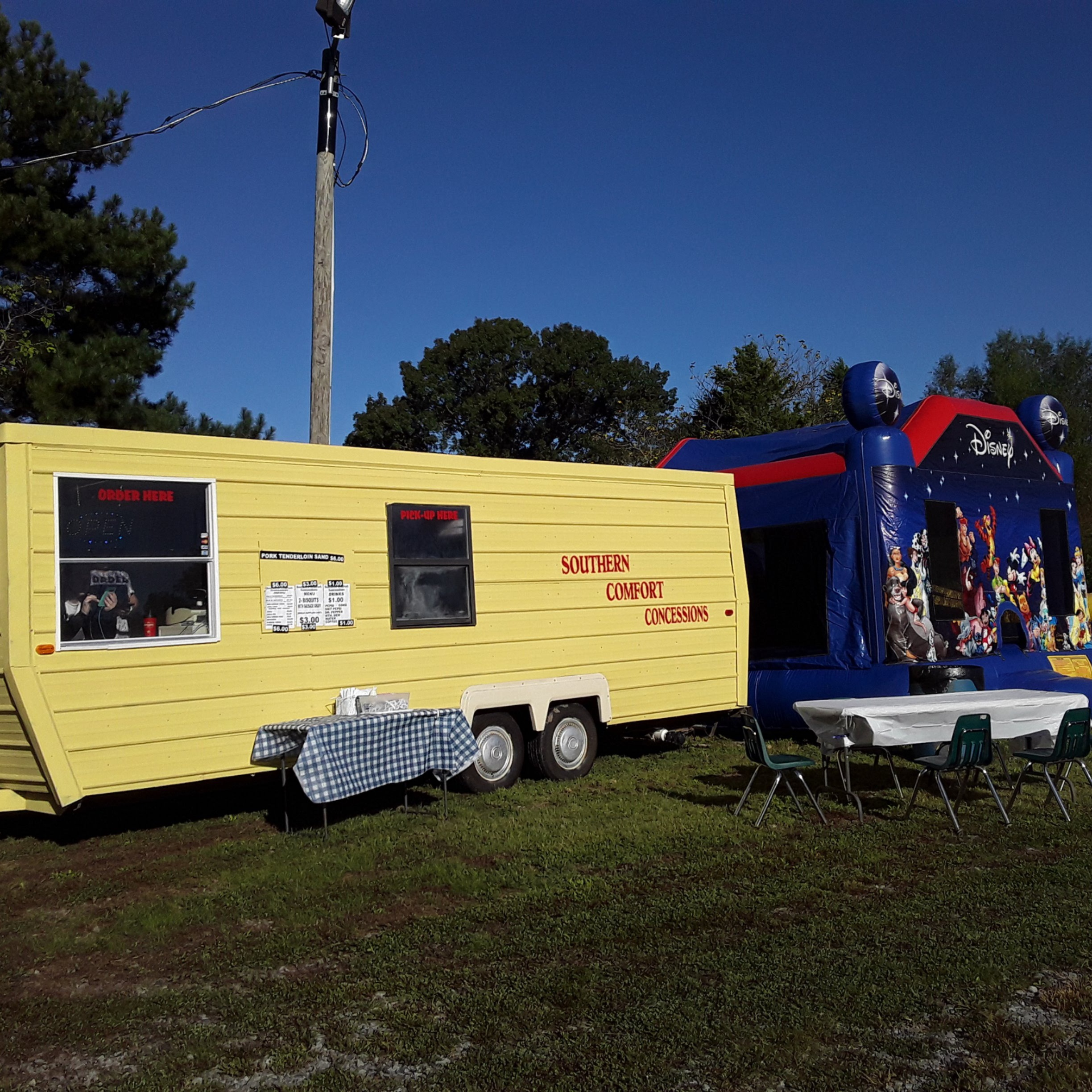 Southern Comfort Concessions  food truck profile image