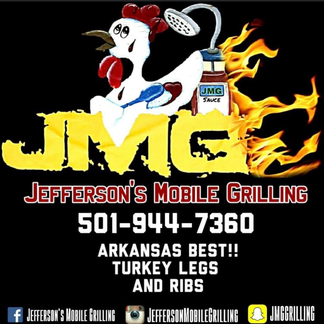 Jefferson's Mobile Grilling food truck profile image
