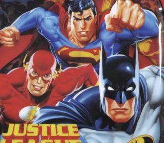 lancheira liga da justiça super amigos detalhe