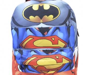 Mochila Liga da Justica Super Herois Grande 6635