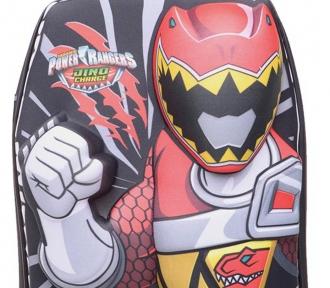 Kit Power Rangers Mochilete Lancheira 5366