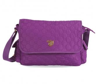 pasta carteiro love vi purple frente