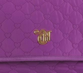 pasta carteiro love vi purple detalhe