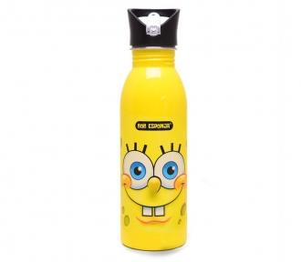 garrafa bob esponja yellow frente