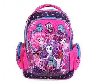 mochila equestria girls frente