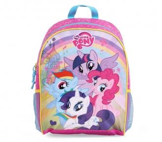mochila my little pony grande frente