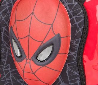 mochila spiderman16z grande detalhe