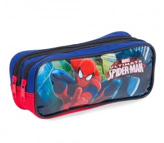 Estojo Spider Man 16M Duplo 5454