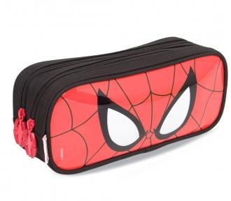 estojo spiderman 16z especial frente