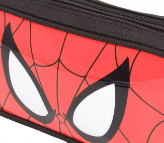 estojo spiderman 16z especial detalhe