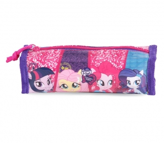 estojo equestria girls faces soft frente