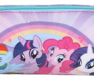 estojo my little pony soft detalhe