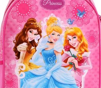 mochilete princesas glitter detalhe