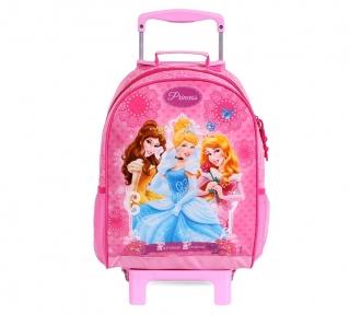 mochilete princesas glitter frente