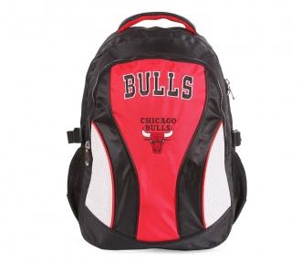 mochila chicago bulls frente