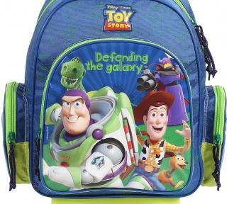 mochilete toy story galaxy detalhe