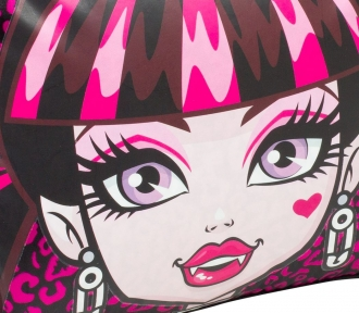 lancheira monster high draculaura detalhe