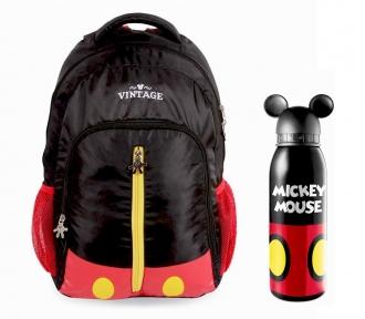 Kit Mickey Mochila Squeeze 600ML 7399