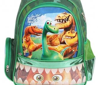 mochilete o bom dinossauro grande detalhe